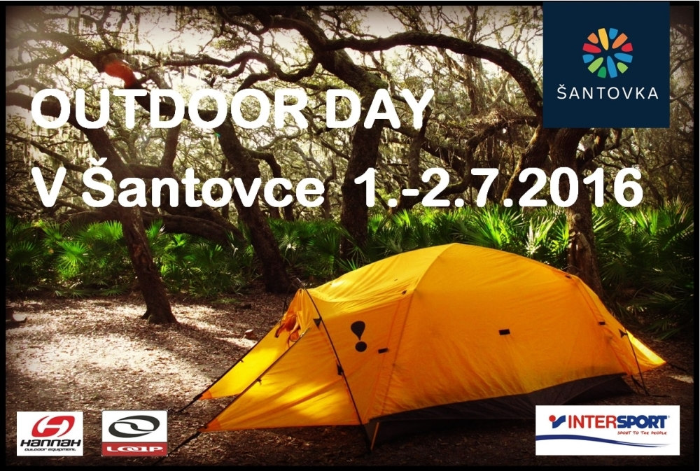 Outdoor day v Šantovce!